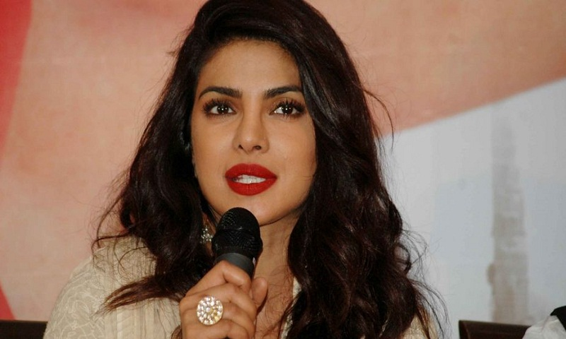 Feel really grateful to be part of Academy Awards: Priyanka Chopra
