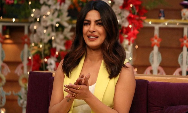 No sufficient time to produce music: Priyanka Chopra