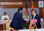 Hasina, Sirisena want inclusive, sustainable South Asia