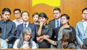 HK court disqualifies 4 lawmakers over oath taking