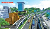 Port city to get 16.5-km elevated expressway