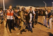 Turkey marks anniversary of failed coup against Erdogan rule