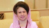 Khaleda off to London