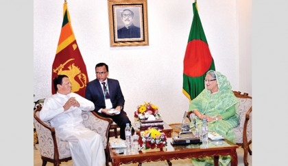 Dhaka signs one deal, 13 MoUs with Colombo