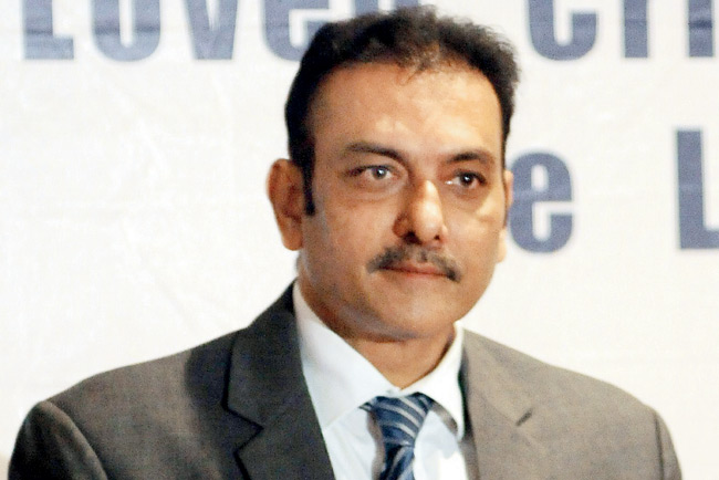 New panel to consult Ravi Shastri before finalising support staff