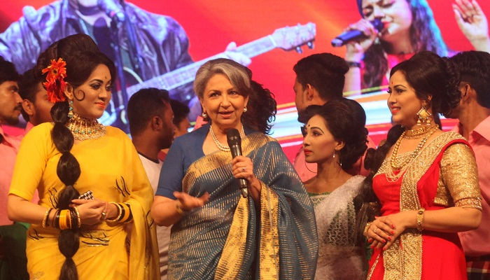 Sharmila underlines production of joint-venture films