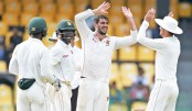 Cremer's strikes rattle  Sri Lanka on Day 2
