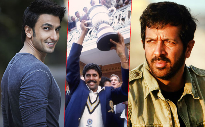 Ranveer Singh to play Kapil Dev in Kabir Khan's next