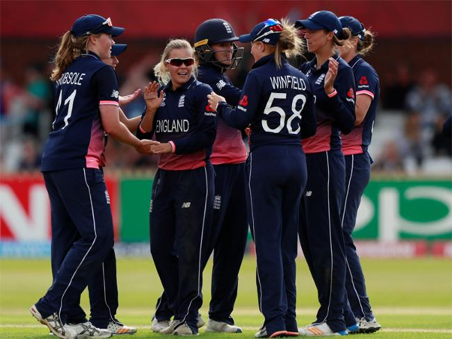 England and South Africa clash in Women's World Cup semi-final