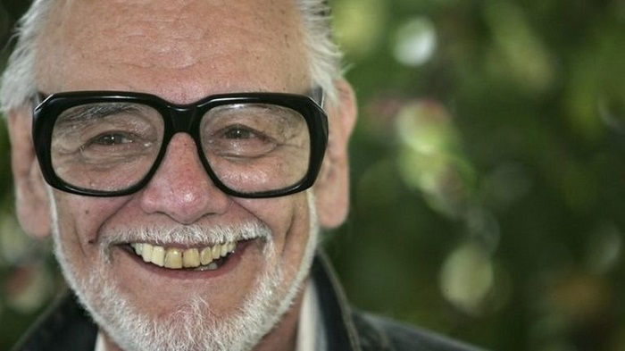 Living Dead director George A Romero dies