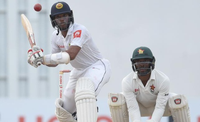 Mendis stays firm in record SL chase