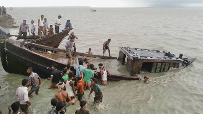 RMG worker's body found after trawler capsize in Sitalakhya