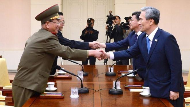 South Korea proposes rare military talks with North Korea