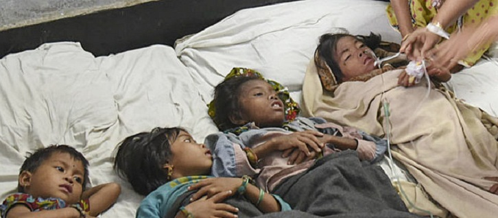 Measles caused death to 9 Sitakunda children: IEDCR