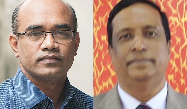 Dhaka University Teacher decides to withdraw case against colleague