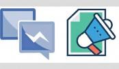 FB to push advert on messenger
