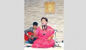 Shaila Tasmeen enthralls audience at National Museum