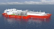 Small scale LNG to be imported through FSRU
