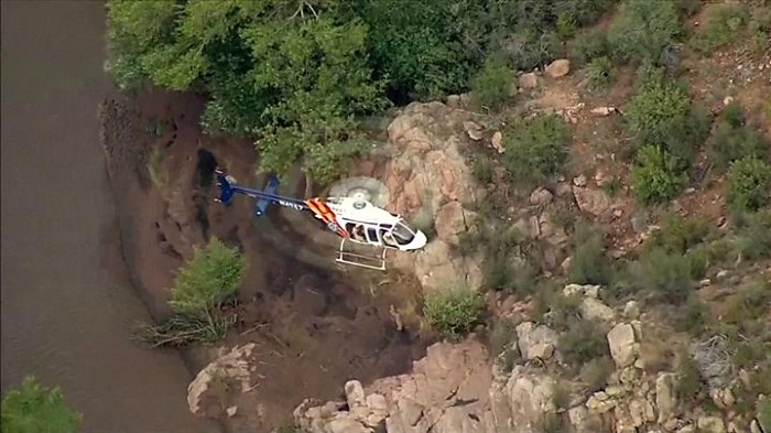 Nine dead as deluge hits swimmers in Arizona