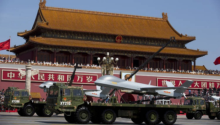 Unable to buy US military drones, allies place orders with China