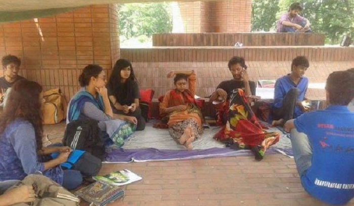 JU students call off hunger strike following assurance to withdraw case