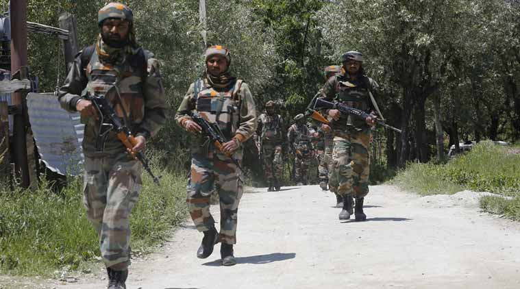 3 militants killed in gunbattle with Indian security forces in Kashmir