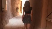Saudi police question miniskirt video woman