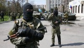 Ukrainian separatists proclaim a new state