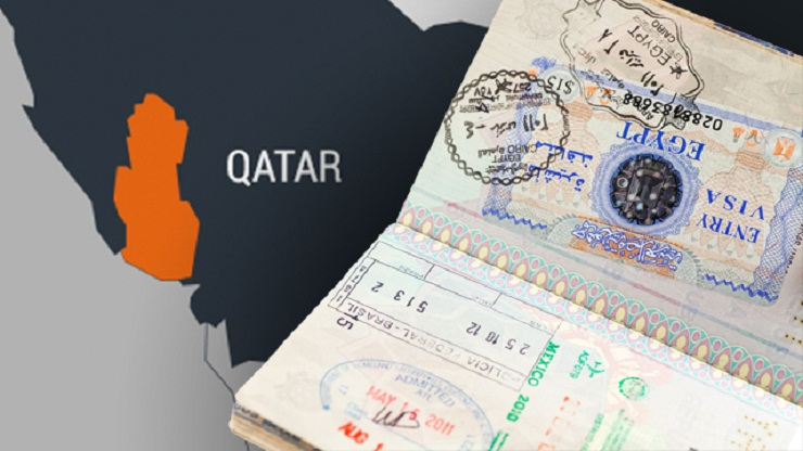 Egypt declines visas on arrival for Qataris