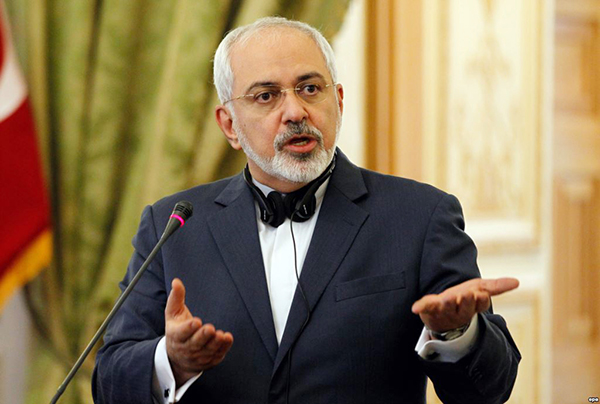 Iran's foreign minister calls new UN sanctions illegal