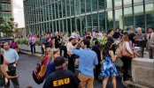 More than 2,000 people evacuate UN complex after fire alarm