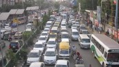 Dhaka's average traffic speed now 7 kms per hour: World Bank