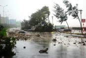 Storm in Vietnam leaves 4 dead, 5 missing