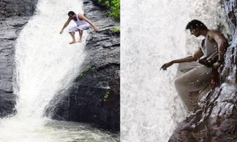 Two tourists die trying to imitate 'Baahubali' waterfall stunt