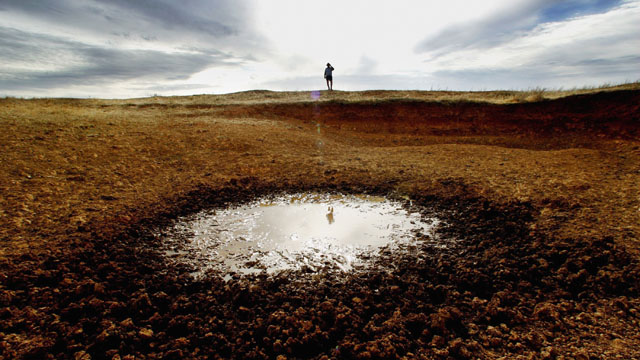 Australian state preparing for drought after driest June