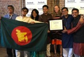 Dhaka University's Facebook-based anti-extremism campaign wins in global contest