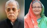 President, Prime Minister greet India's new President