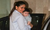 Kareena Kapoor's son Taimur celebrates his 7 month birthday