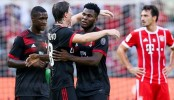 AC Milan thrash Bayern 4-0 in China