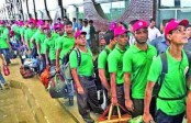 Bangladesh sends 22.59 lakh workers abroad in 3 years