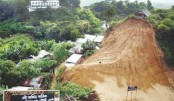 Numerous govt, private structures on hills in Chittagong