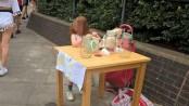 Girl, 5, fined £150 for lemonade stand