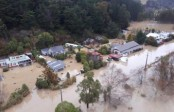 Storm hits New Zealand's largest city in South Island