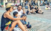 Aamir's silent getaway with his family in Italy