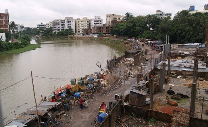 Most Dhaka canals vanish, others on verge of extinction
