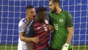 El Salvador's Romero, Ceren suspended after bites