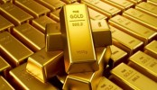 30 gold bars seized at Sylhet airport