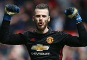 De Gea 'guaranteed' to stay at United- Mourinho