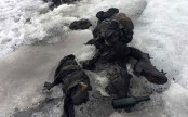 Swiss couple found on glacier after 75 years buried