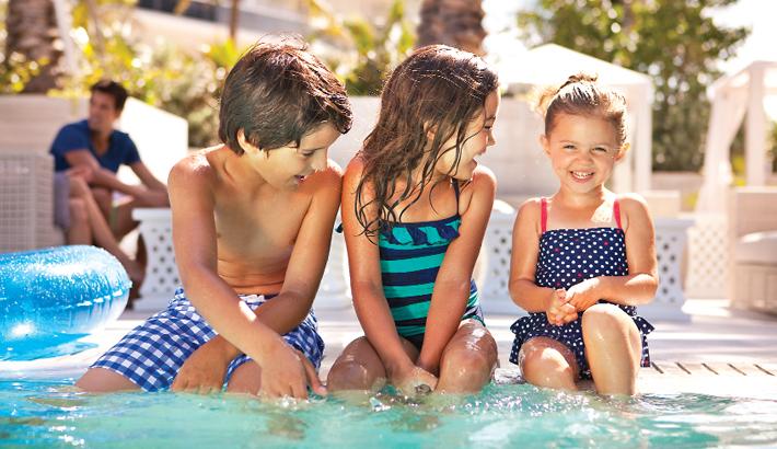 Le Méridien Dhaka To Arrange Swimming Lesson Season-2 For Kids